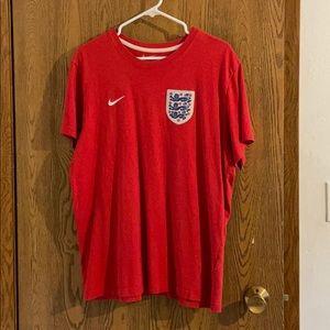 Nike England National Team Crest tshirt